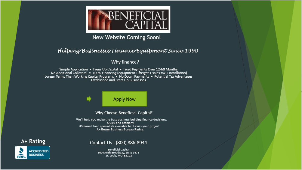 Beneficial Capital Leasing